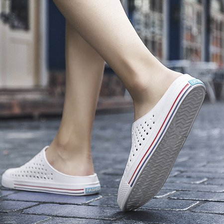 Pi Clue Flat Heel Spring Casual Other Shoes White/39