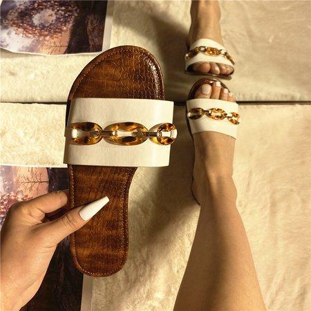 Sommer Urlaub Böhmisch Sandale